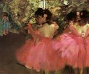dancers in pink 1885