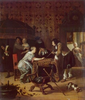Tric Trac Players 1667
