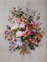 Sebuah Bouquet Of Roses 1879
