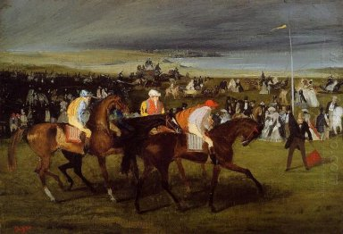 at the races the start 1862