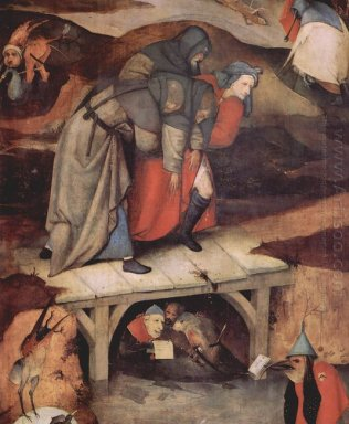 The Temptation Of St Anthony 1516