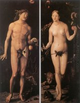 Adam And Eve 1520