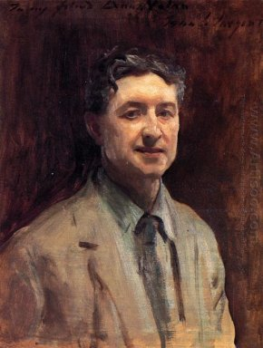 Portrait Of Daniel J Nolan 1917
