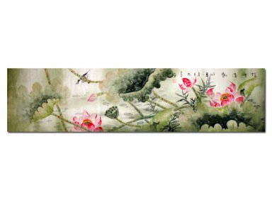 Lotus-Hawthorn - Chinese Painting