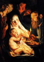 Adoration Of The Shepherds 1616