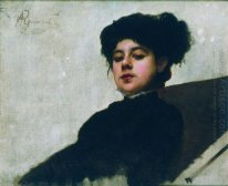 Portrait Of Unknown Woman 1883