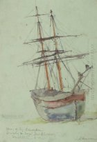 Study on the ship Esmeralda