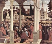 Debatt Of St Stephen 1514