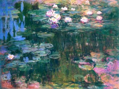 Water Lilies 1917 4