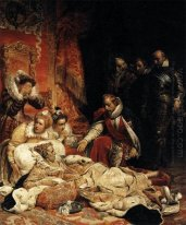 Death of Elizabeth I, Queen of England