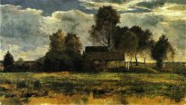 Cottages On The Dachau Marsh 1902