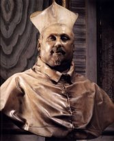 Bust Of Cardinal Scipione Borghese