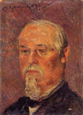 portrait of philibert favre 1885