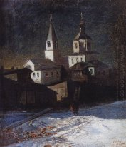church of elijah the ordinary in moscow 1882