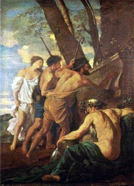 Shepherds Of Arcadia 1627