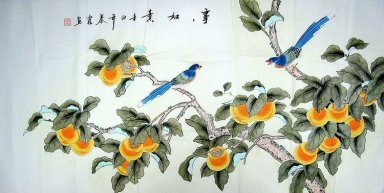 Magpies - Chinese Painting
