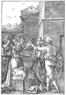 the beheading of st john the baptist 1510