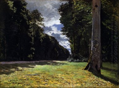 The Pave De Chailly In The Fontainbleau Forest