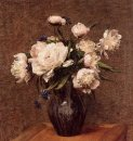 Bouquet Of Peonies 1878