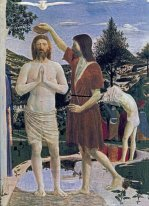 Baptism Of Christ Detail 1450