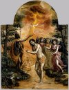 Baptism Of Christ 1568