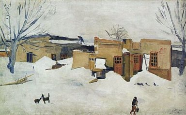 Winter In Yerevan 1933