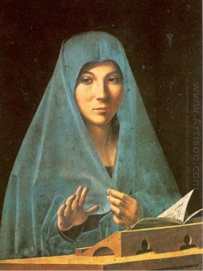 virgin annunciate 1475