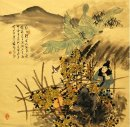 Play birds - Chinese Painting