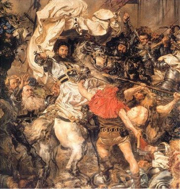 Battle Of Grunwald The Death Of The Grand Master Ulrich Von Jung