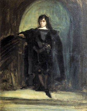 Self Portrait As Hamlet 1821