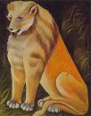 Sitzen Yellow Lion