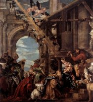 Adoration Of The Magi 1573