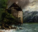 Chateau De Chillon 1873