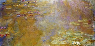 Water Lily Pond 1919 2