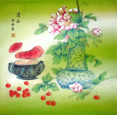 Flowerse - Chinese Painting