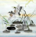 Double Birds - Chinese Painting
