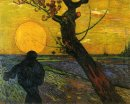 Sower With Setting Sun 1888 3