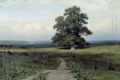 Among The Open Valley 1883