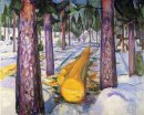The Yellow Log 1912