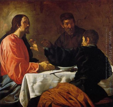 The Supper at Emmaus c. 1620