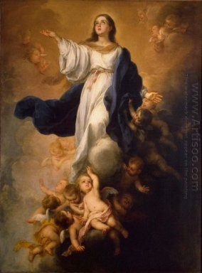 The Assumption Of The Virgin 1670