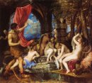 Diana en Actaeon 1559