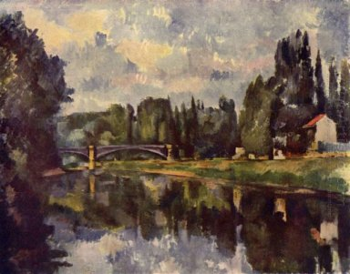 Bridge Over The Marne 1888