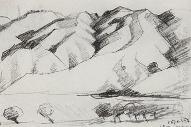 Mountains 1912