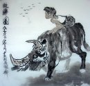 Buffalo - Chinese Painting