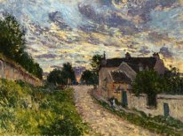 a path in louveciennes 1876