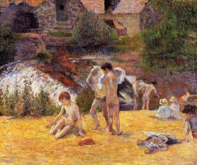 bathing place 1886