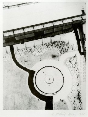 View From The Berlin Radio Tower In Winter 1928