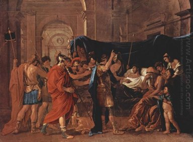 The Death Of Germanicus 1627