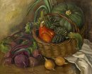 Still Life With Vegetables 1936